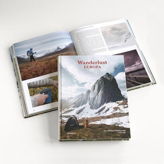 Buch: Wanderlust Europa