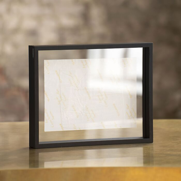 Fotorahmen Floating Box 28 x 35,5 cm