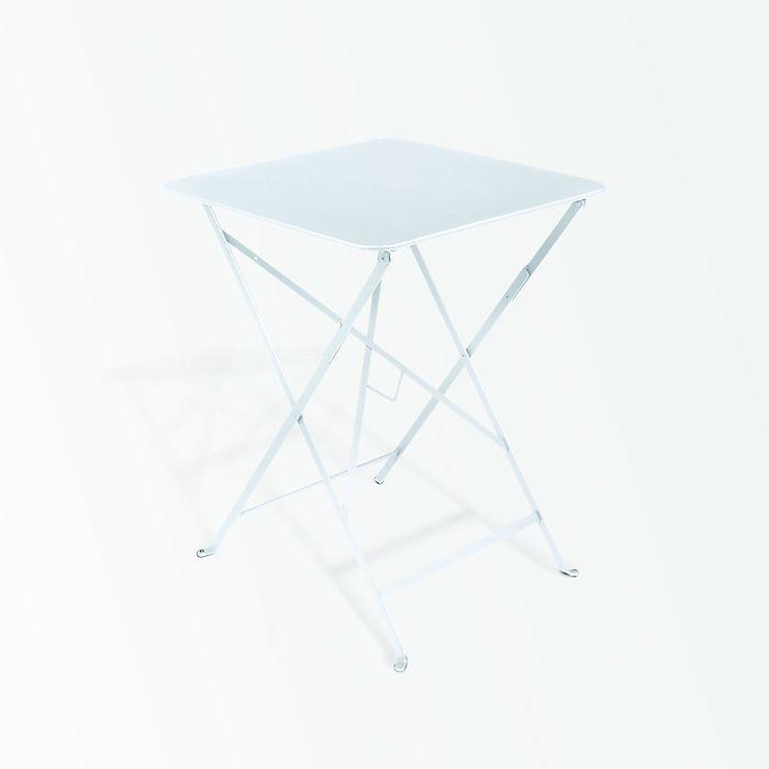 Fermob Bistrotisch 57x57 Weiß