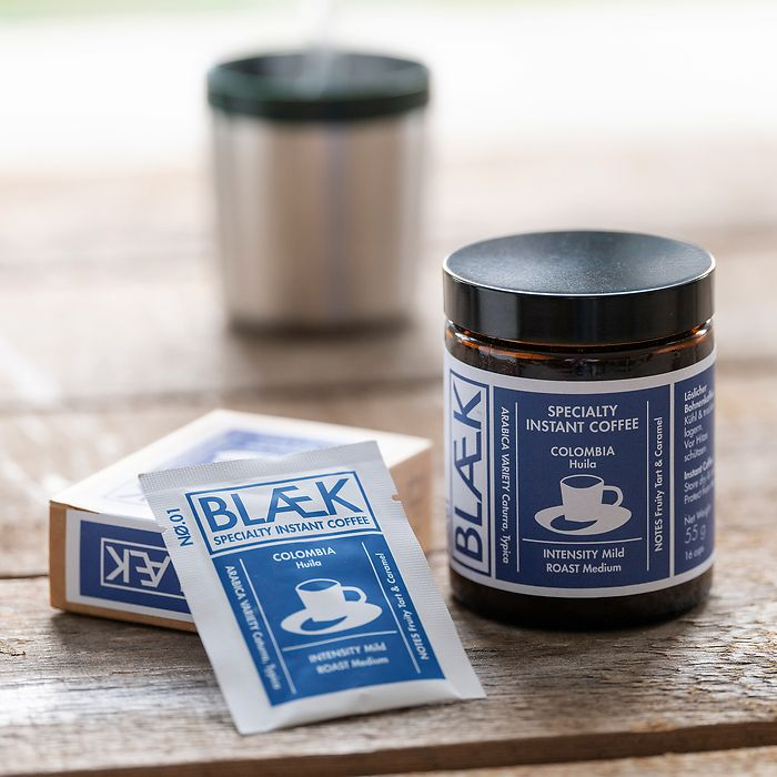 Blaek Instant Coffee NØ.1 Home Edition