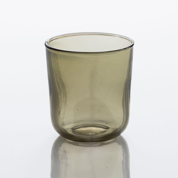 Trinkglas Smoke Grey