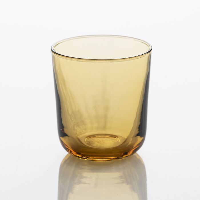 Trinkglas Amber