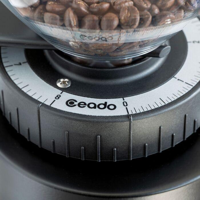 Ceado-Espressomühle E6P