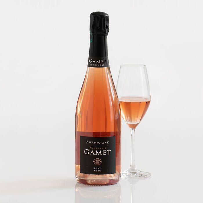Philippe Gamet Rosé Brut
