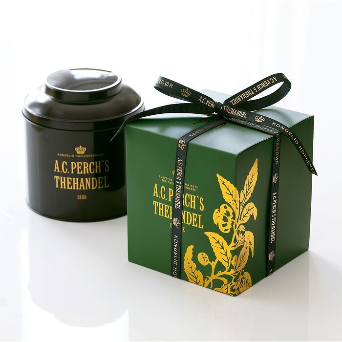 A.C. Perch's Thehandel Bio Green Jasmint 200g