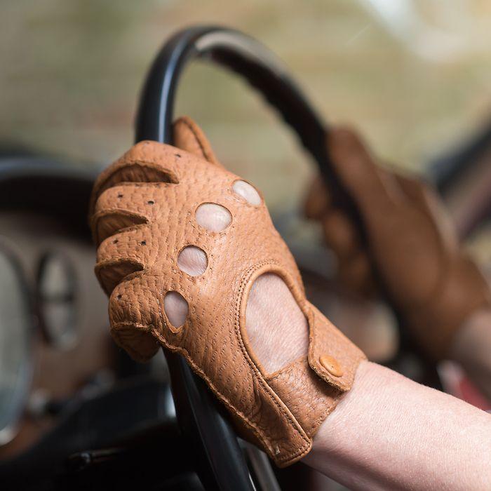 Damen Cabrio-Handschuhe