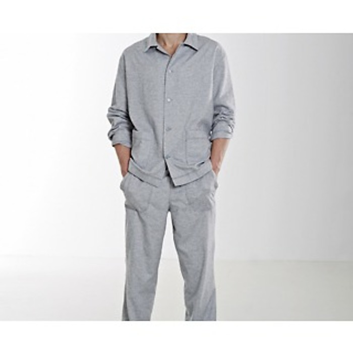 Sunday in Bed Pyjama Ingolf Flanell