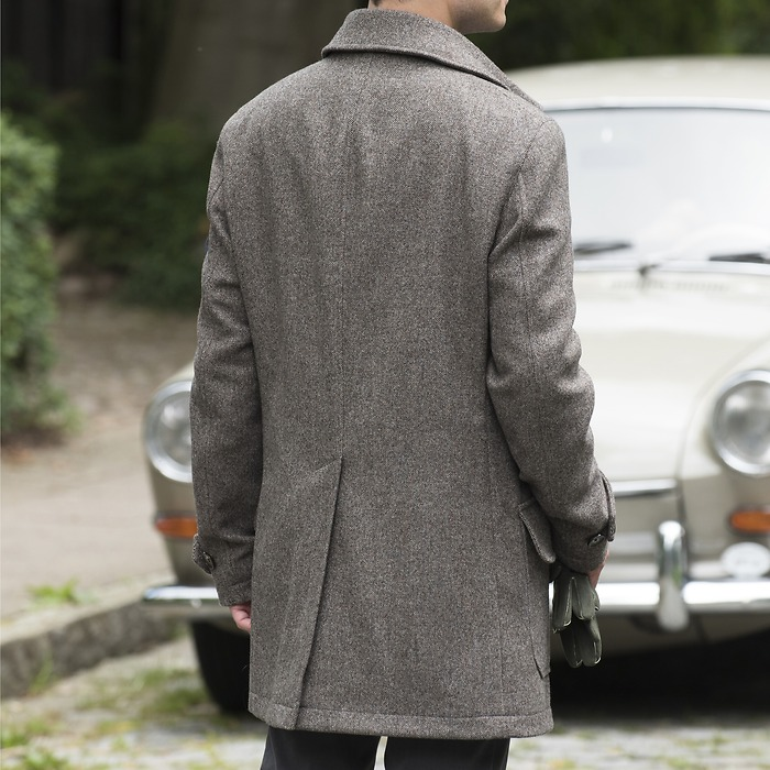 Risby & Leckonfield Mantel Carcoat