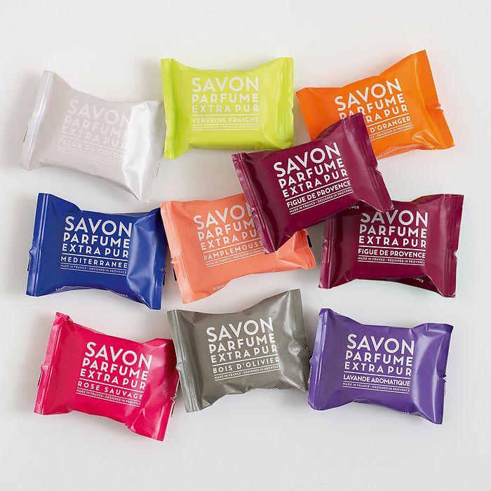 Compagnie de Provence Soap 3 x  25 g