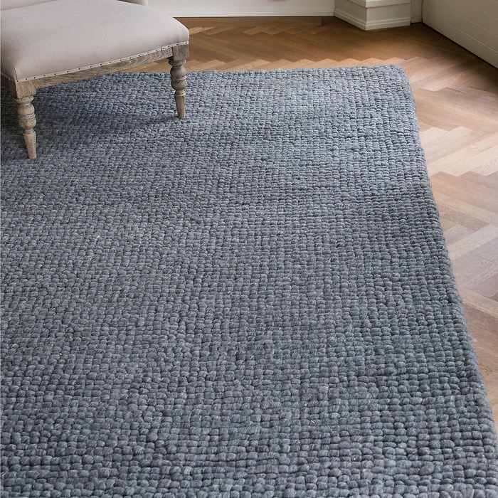 Handgewebt: Teppich Aquinnah