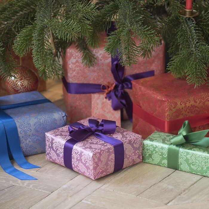 Geschenkpapier Tapisserie