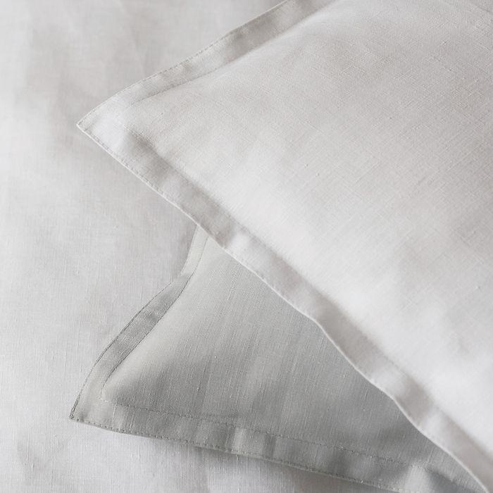Torquato Kissenbezug aus Leinen 80 x 80