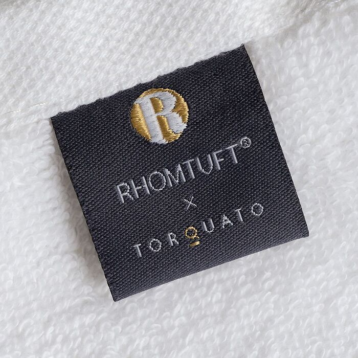 Rhomtuft x Torquato Badetuch