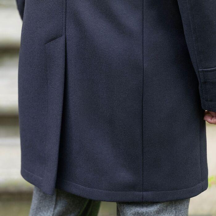 Sandhurst Coat Navy