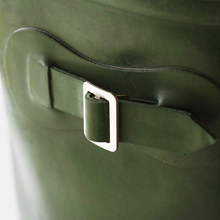 Lakeland Gummistiefel: Grüne Herrenstiefel