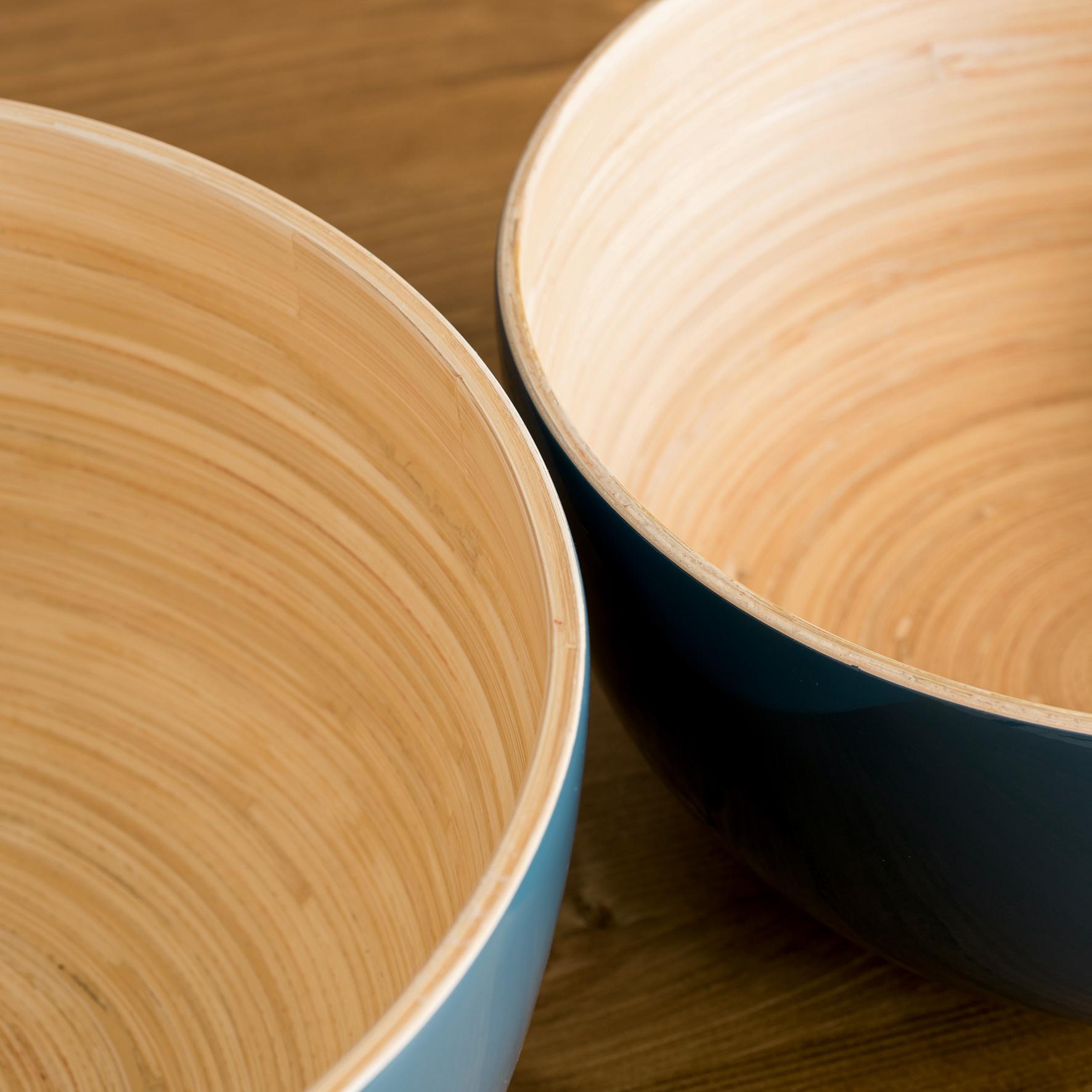 Salatschussel Aus Bambus Torquato De