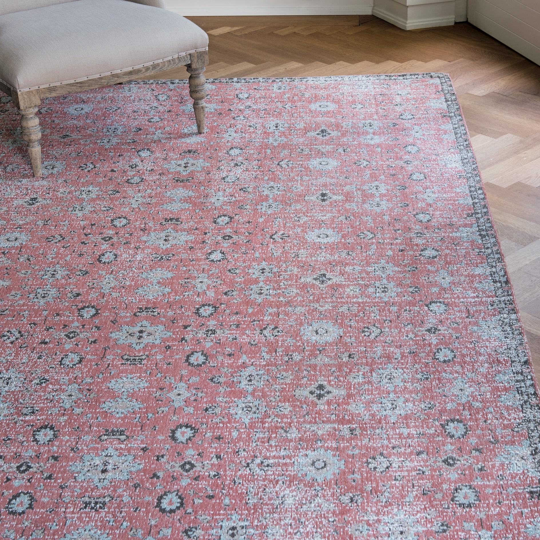 teppiche teppich pink modern textil cm schner wohnen with. Black Bedroom Furniture Sets. Home Design Ideas
