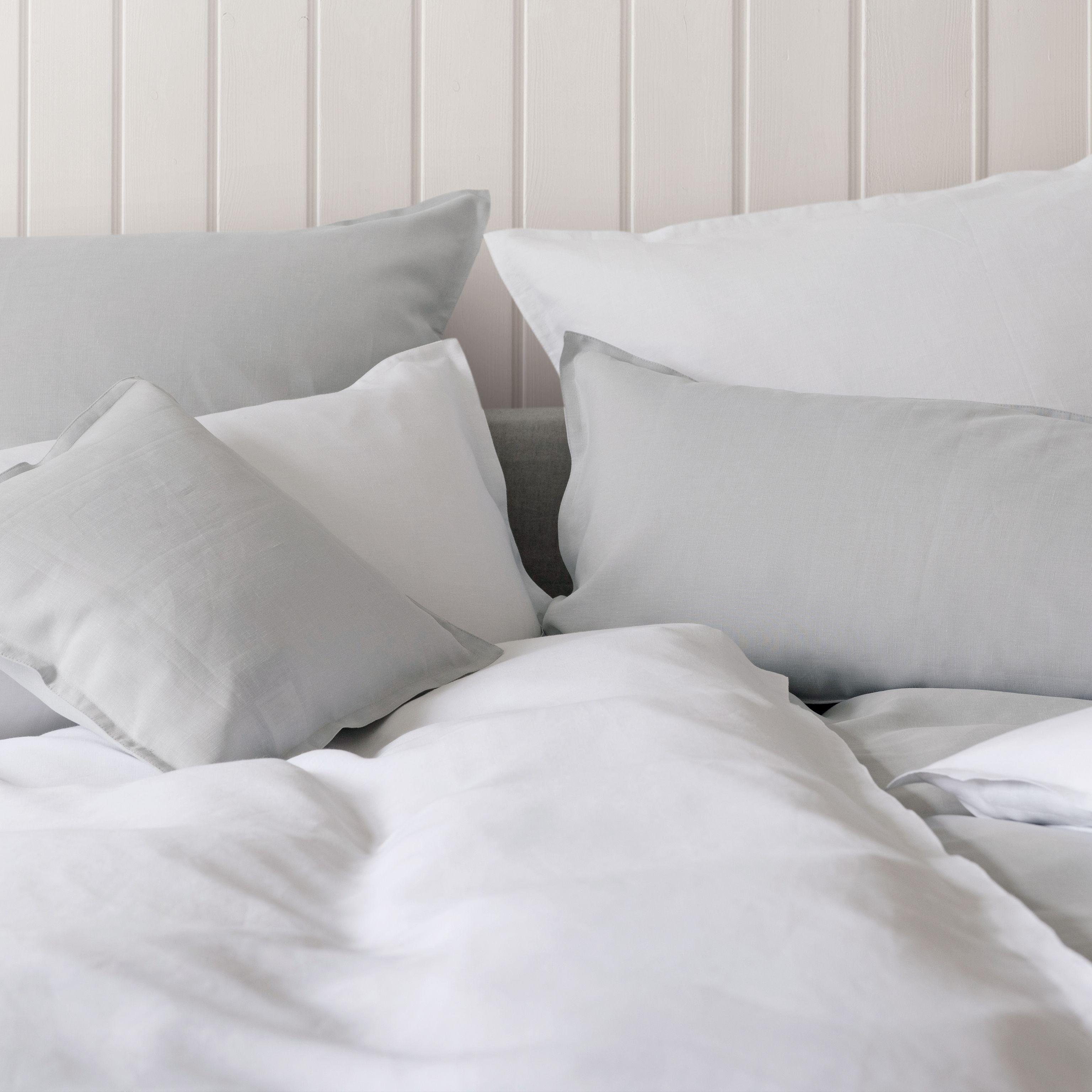 bettwsche leinen grau cool designer leinen bettwsche. Black Bedroom Furniture Sets. Home Design Ideas
