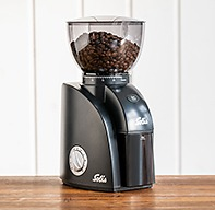 Solis Kaffeemühle Scala Zero Static
