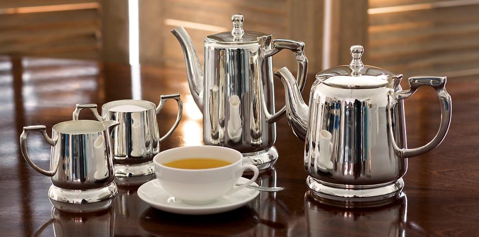 Kaffee- und Teeservice Bombay
