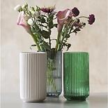 Lyngby-Vase aus Glas