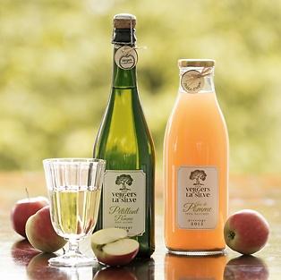 Apfelsaft (3 Flaschen)