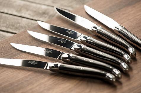 Laguiole Steak-Messer 6 Stück