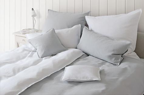 Vianatece: Bettwäsche aus Leinen