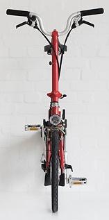 Brompton Faltrad RD6