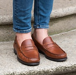Sebago Damen Penny Loafer