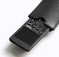 Punkt. Mobiltelefon