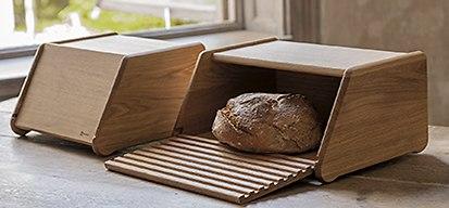 Brotkästen aus Holz