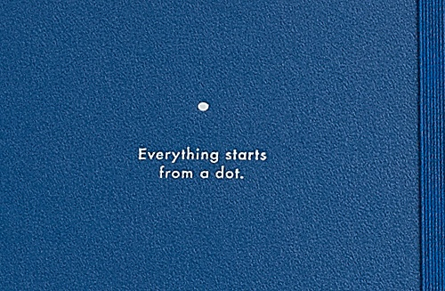 """Everything starts from a dot."""