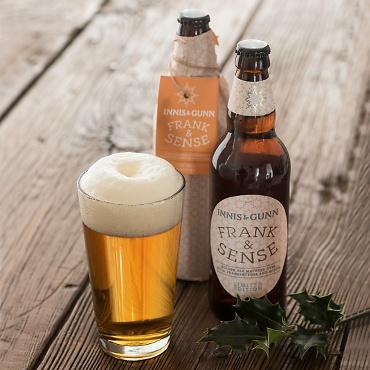 Frank & Sense Pale Ale von Innis & Gunn