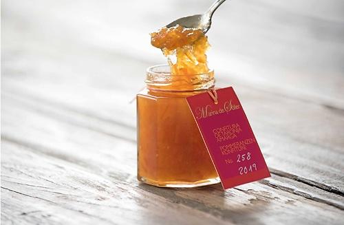 Wieder da! Pomeranzen-Marmelade aus Soller