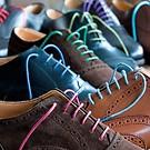 shoesenkel hellblau 75 cm